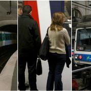 RATP, SNCF : le palmarès des lignes noires en Ile-de-France