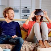 La télévision s'empare de la réalité virtuelle