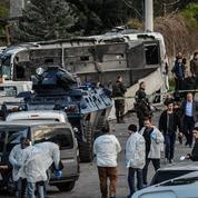 Turquie : un attentat à la bombe frappe Diyarbakir, au sud-est du pays