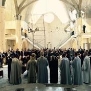 Une journée avec les derniers chrétiens de Homs