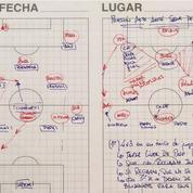 Les fiches tactiques de Zidane pour le Clasico auraient fuité