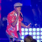 Pharrell Williams, tête d'affiche du Festival des Vieilles Charrues