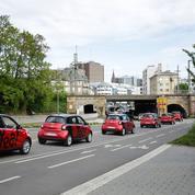À Toulouse, bientôt une voiture en libre-service sans réservation ni station