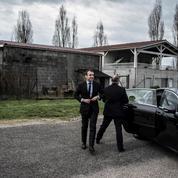 Emmanuel Macron en vedette à Amiens