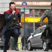 Doctor Strange :premiers clichés avec Benedict Cumberbatch