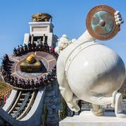 Discobélix, la nouvelle attraction du Parc Astérix