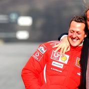 Luca Di Montezemolo reste «très confiant» à propos de Michael Schumacher