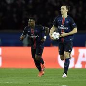 Le but gag digne d'un jeu vidéo d'Ibrahimovic face à City