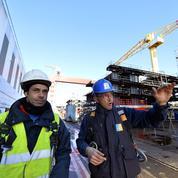 Les chantiers navals de Saint-Nazaire signent un contrat de 4 milliards avec MSC Croisières