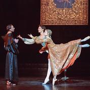 Le Ballet de l'Opéra superbe dans la tempête