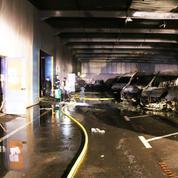 Compiègne : 34 véhicules municipaux incendiés et des vigiles agressés