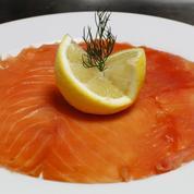 Risque de pénurie de saumon fumé cet été