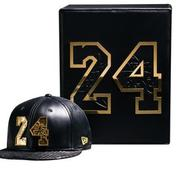 Une casquette à l'effigie de Kobe Bryant vendue à plus de 33.000 euros