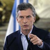 Le président argentin dans la tourmente des révélations