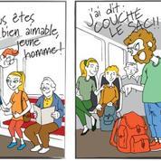 Pénélope Bagieu accuse de plagiat les transports publics lyonnais