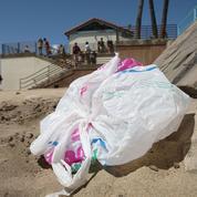 Les déchets plastiques, fléau des plages européennes