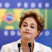 Brésil: le Parti progressiste lâche Dilma Rousseff