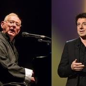 William Sheller: Bruel chante avec une «voix de déménageur»