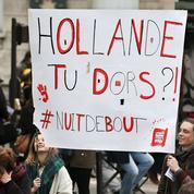 La diffusion de #NuitDebout, miroir d'un mouvement très actif sur le Web