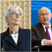 Dette publique et FMI, prévisions de Bercy, déclaration d'impôts: le récap éco du jour