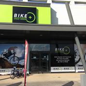 Go Sport se met au vélo avec les magasins Bike+