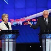 La «rixe» de Brooklyn livre un duel acharné entre Hillary Clinton et Bernie Sanders