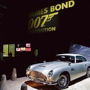 James Bond en 007 objets