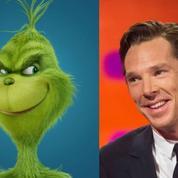 Le nouveau Grinch s'appellera Benedict Cumberbatch