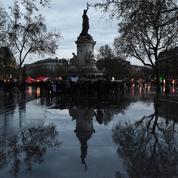 Importantes dégradations à Paris en marge du rassemblement Nuit Debout