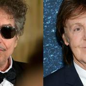 Dylan, McCartney et les Stones bientôt réunis lors d'un festival