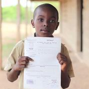 Dans le monde, 230 millions d'«enfants fantômes» n'ont pas d'identité