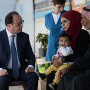 Hollande assure le Liban du soutien français
