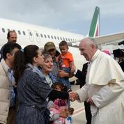 Pape François et les réfugiés musulmans : derrière la provocation, une posture prophétique