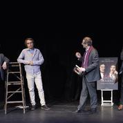 Le mariage malgré eux: lancement du livre Molière & La Fontaine, la plume & le masque