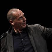Varoufakis encense Macron