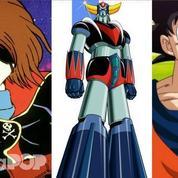 Goldorak, Candy, Albator. .. Comment la télé a introduit le manga en France