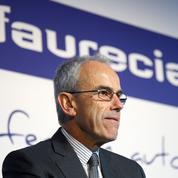 Carnet de commandes plein, Faurecia affirme ses ambitions