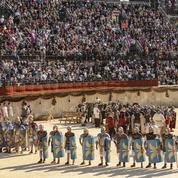 Nîmes à l'heure romaine pour une reconstitution unique en Europe