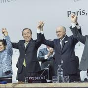 Réunis à New York, plus de 160 pays signent l'accord de Paris sur le climat