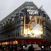 Travail dominical: projet d'accord aux Galeries Lafayette