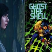 Ghost in the Shell ,un classique du cyberpunk