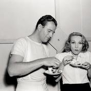 Marlene Dietrich, vamp et cordon bleu