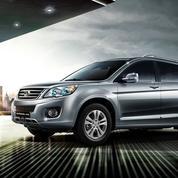 L'engouement des Chinois pour les SUV explose