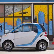 L'auto-partage menace-t-il les constructeurs automobiles ?