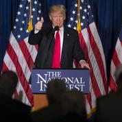 Donald Trump passe en mode présidentiel