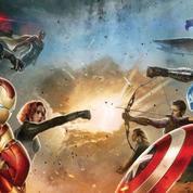 Captain America 3 meilleur démarrage 2016 au box-office