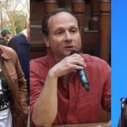 François Ruffin, Frédéric Lordon, Serge Halimi: un trio derrière Nuit Debout