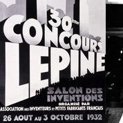 La Foire de Paris : vitrine de l'innovation grâce au concours Lépine dès 1929