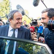 Fixé sous dix jours, Michel Platini sort du TAS «encore plus optimiste»