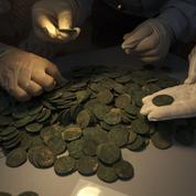 Un trésor romain découvert par hasard par des ouvriers en Espagne